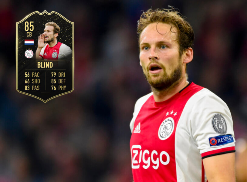 Daley Blind In Form in FIFA 20
