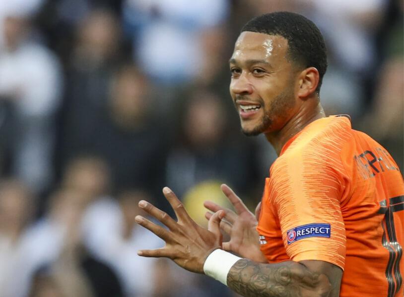 Memphis is een grootverdiener van het Nederlands elftal