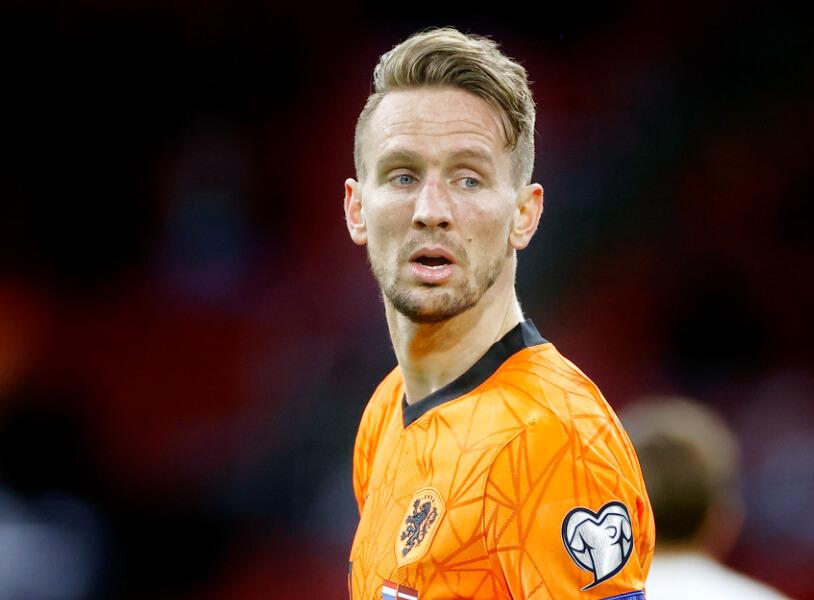 Luuk de Jong grootverdiener Nederlands elftal