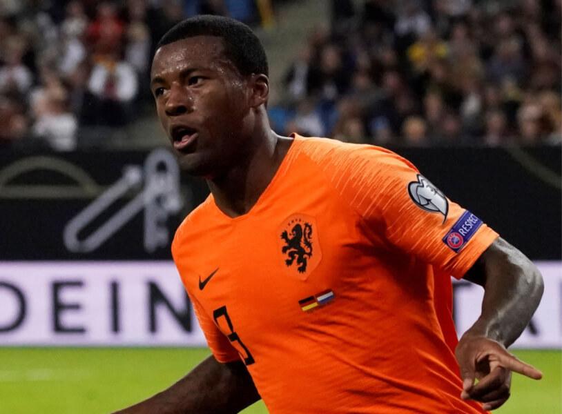 Wijnaldum is een grootverdiener van het Nederlands elftal