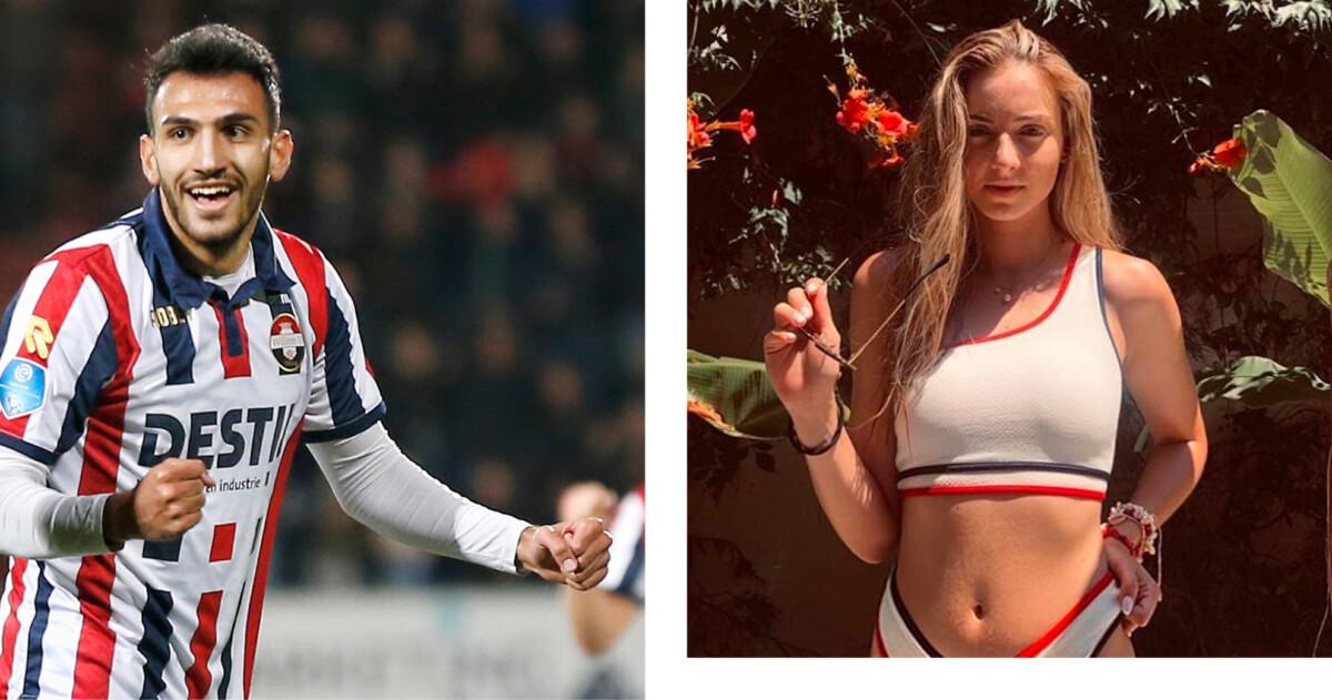 Willem II-goalgetter Pavlidis neemt prima meisje mee uit Griekenland