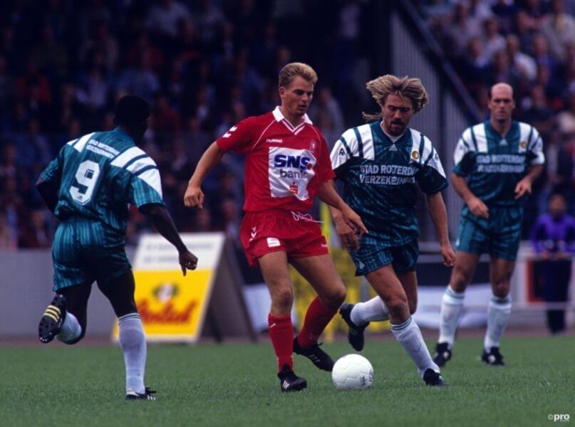 Ronald de Boer werd verkocht aan FC Twente