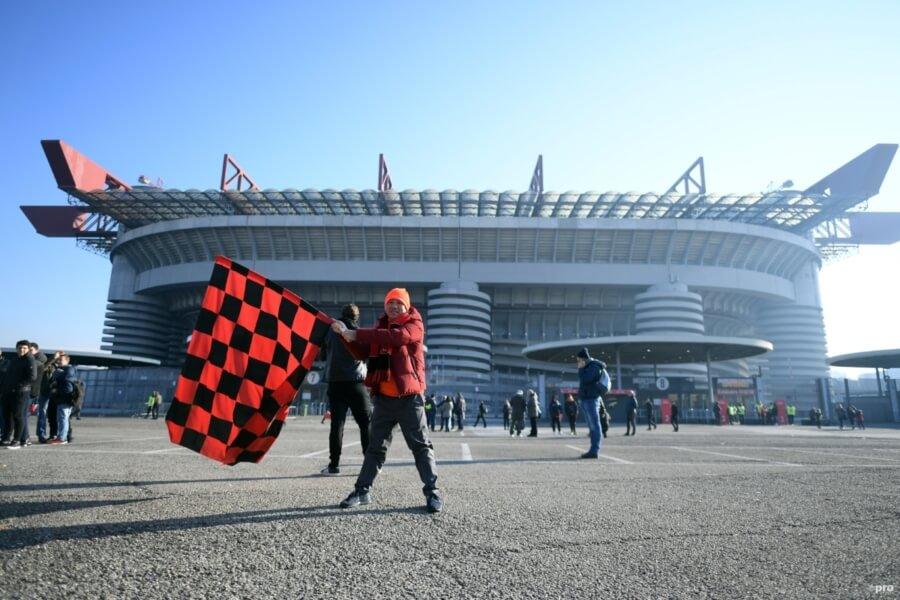 Het stadion van AC Milan heet niet San Siro
