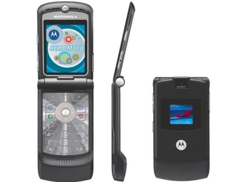 Bestonden smartphones nog niet