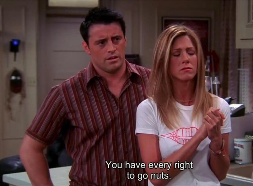 Werden nog nieuwe afleveringen van Friends uitgezonden