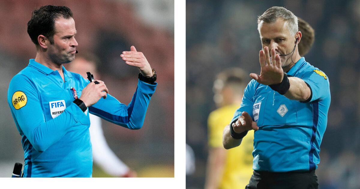 Hoeveel verdient een scheidsrechter in de Eredivisie eigenlijk?