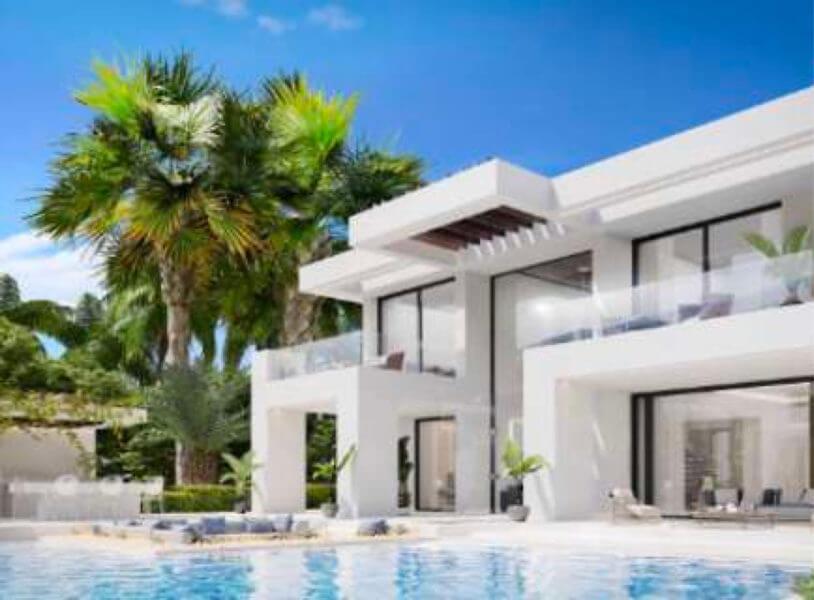 Huis Ronaldo in Marbella