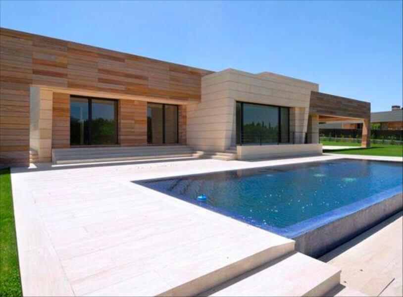 Huis Ronaldo in Madrid