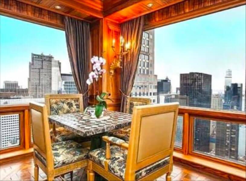 Huis Ronaldo in New York