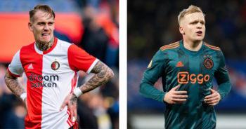 Deze 7 spelers hebben hun laatste wedstrijd in de Eredivisie (waarschijnlijk) al gespeeld