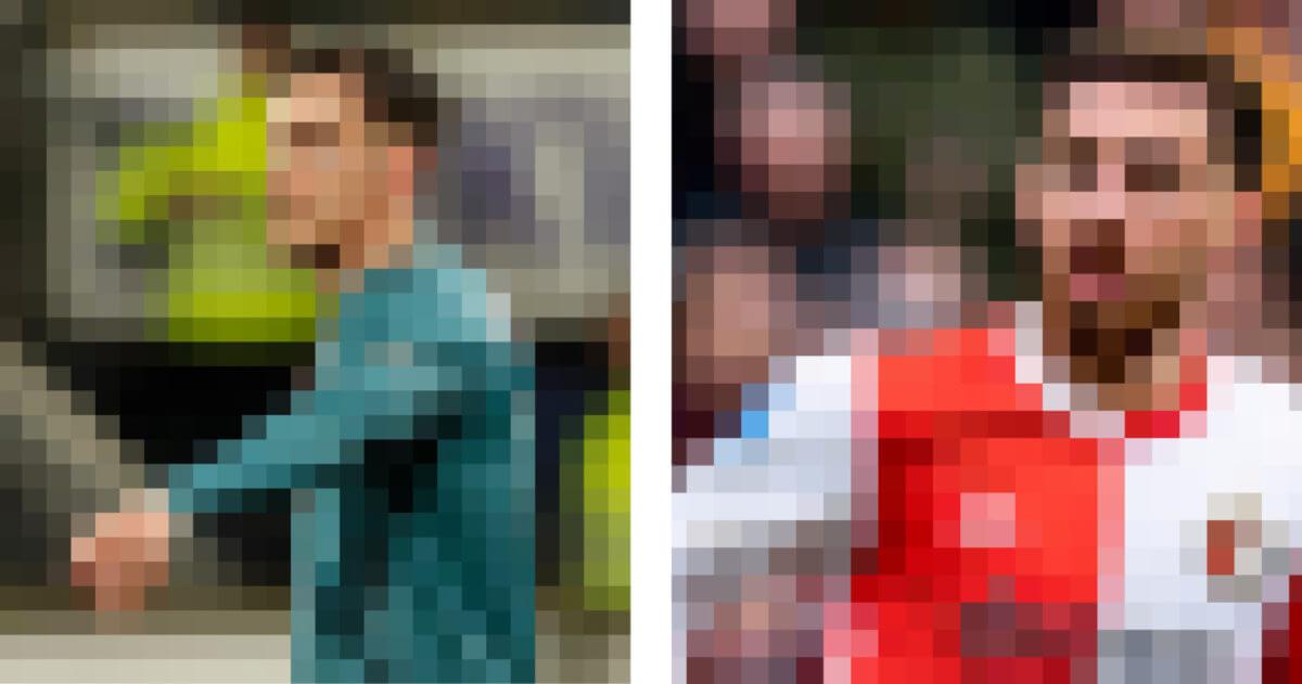 Pittig: herken jij deze 10 Eredivisie-spelers?