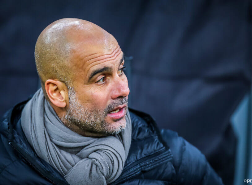 Best verdienende coach: Pep Guardiola