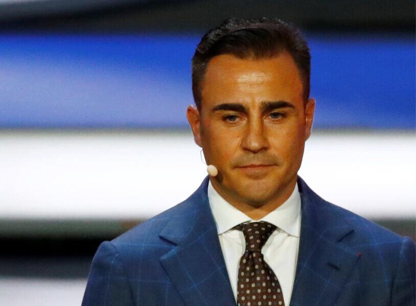 Best verdienende coach: Fabio Cannavaro