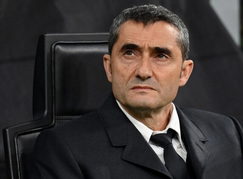 Best verdienende coach: Ernesto Valverde