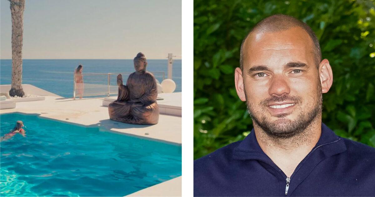 Hoeveel geld heeft Wesley Sneijder eigenlijk?