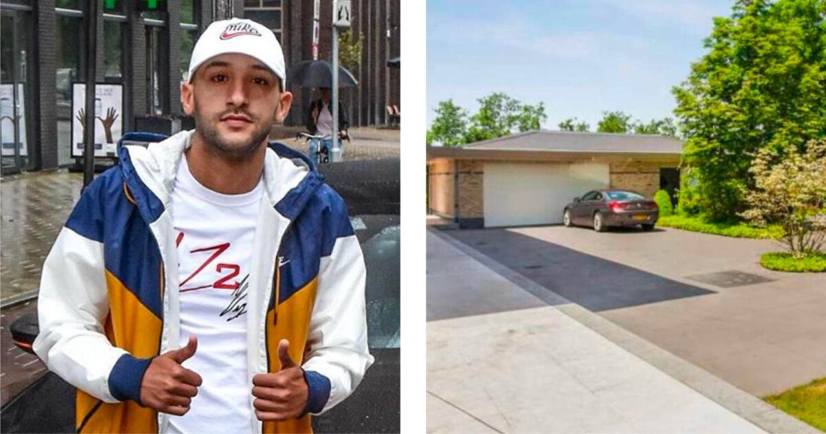 Ziyech breidt wagenpark uit met aankoop van 300.000 euro