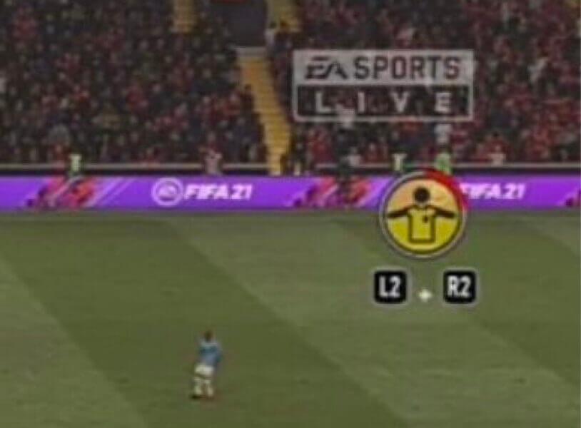 Voordeel in FIFA 21