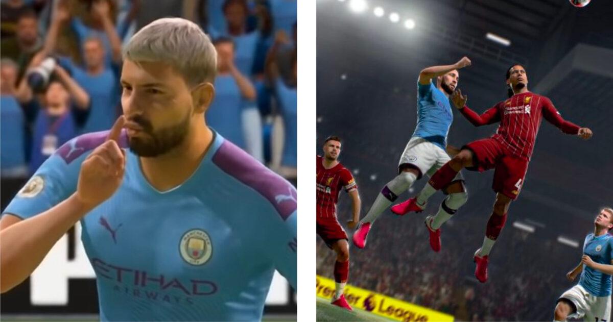 Waarom de 'Sssh'-celebration weg is uit FIFA 21