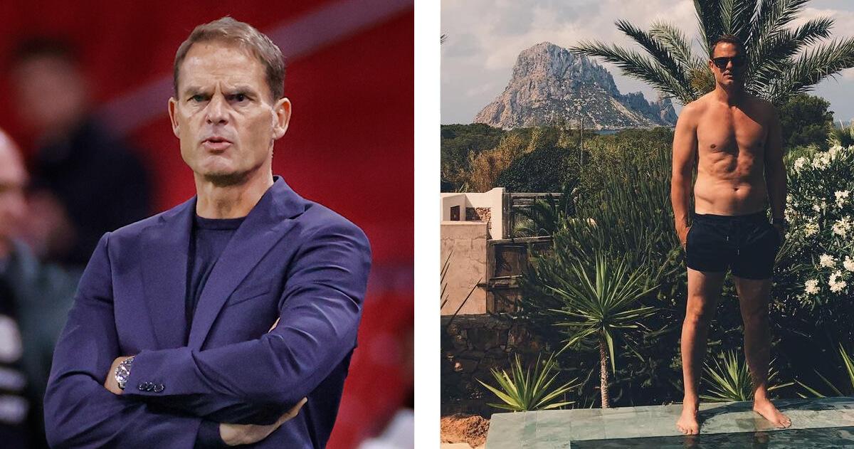 Hoeveel verdient bondscoach Frank de Boer eigenlijk?