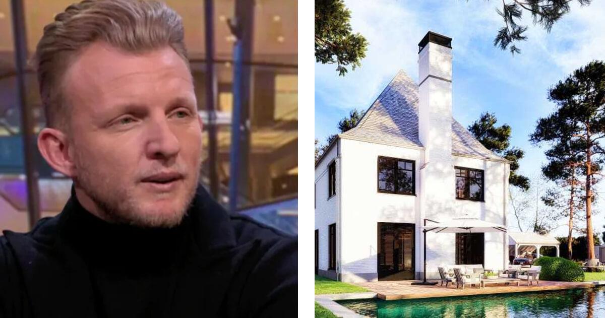 Dirk Kuyt koopt dikke villa voor zijn piepjonge vriendinnetje