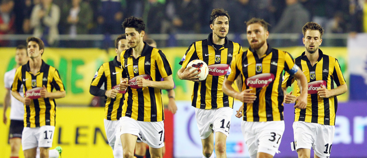 'Abramovitsj' bedrijf nieuwe hoofdsponsor Vitesse'