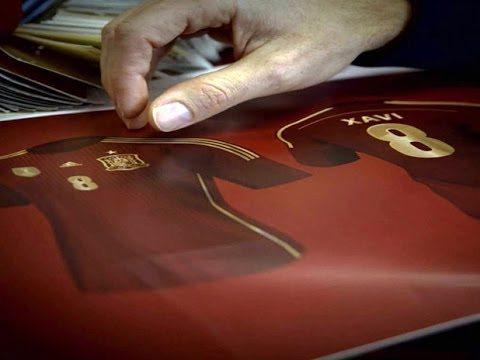 Achter de schermen: het ontwerp van een WK-shirt