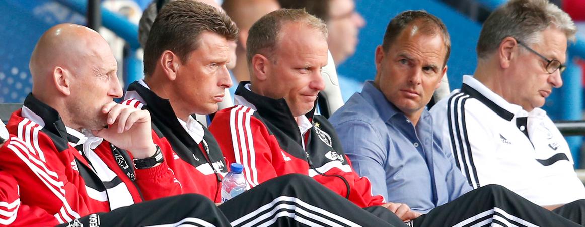 'Stam blijft Ajax trouw'