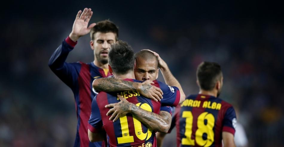 'Barcelona krijgt nieuw shirt'