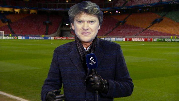 Beau van Erven Dorens sportverslaggever