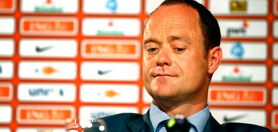 Bert van Oostveen: Oranje niet goed genoeg