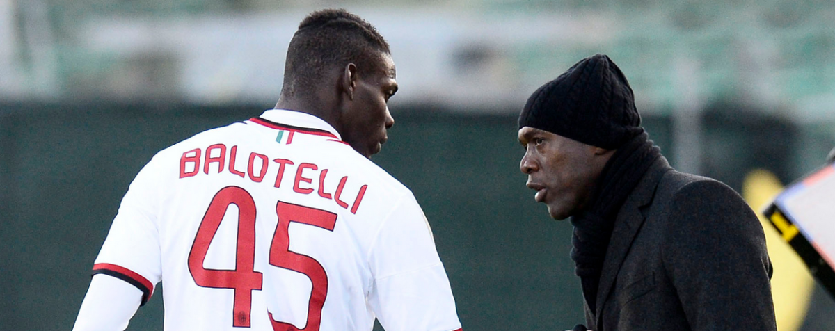'Balotelli is topper dankzij Seedorf'