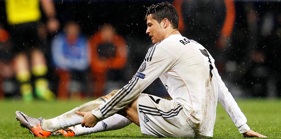 'Ghanese heksendokter veroorzaakte Ronaldo's blessure'