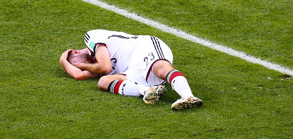 'Duitser wist niet meer dat hij WK-finale speelde'