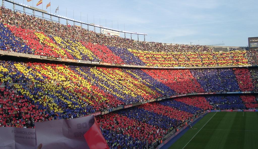 Record-omzet voor FC Barcelona