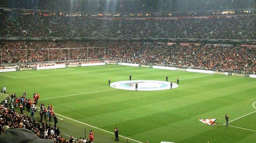 Stadion Bayern München