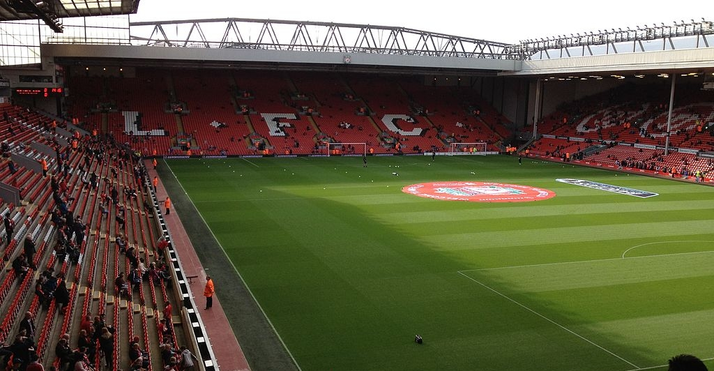 Stadion Liverpool