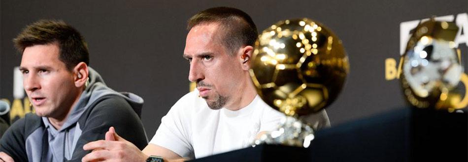 'Ribéry boos naar hotelkamer'