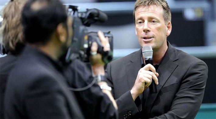 Edward van Cuilenborg sportverslaggever SBS