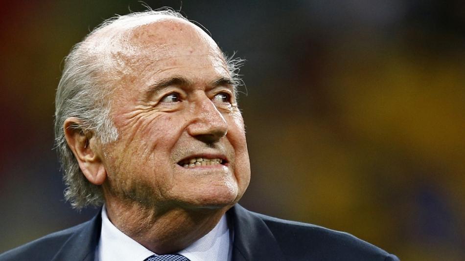 'Twitteraars wensen Blatter dood'