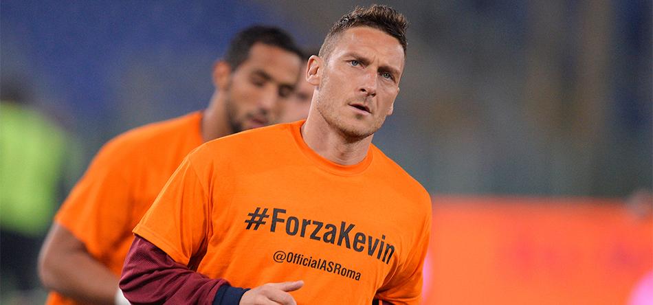 AS Roma eert Strootman