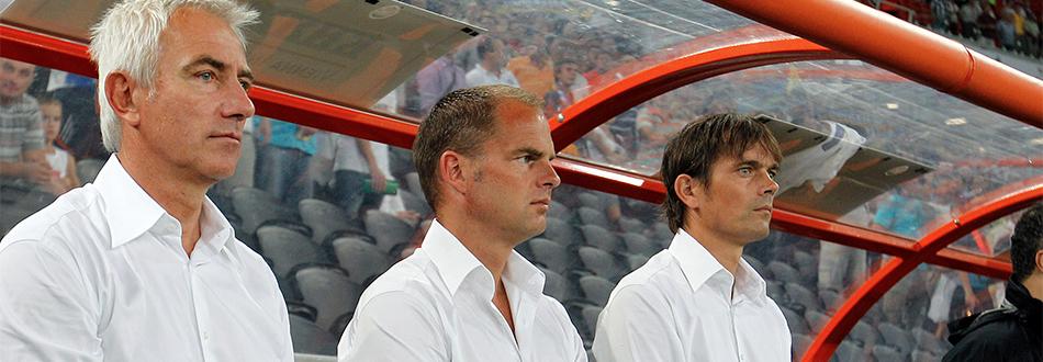 'Ajax trainen leuker dan bondscoachschap'