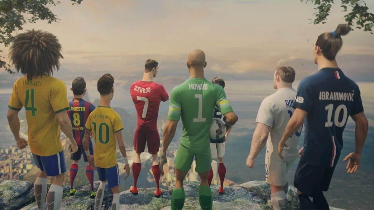 Geweldige nieuwe Nike-reclame in Brazilië