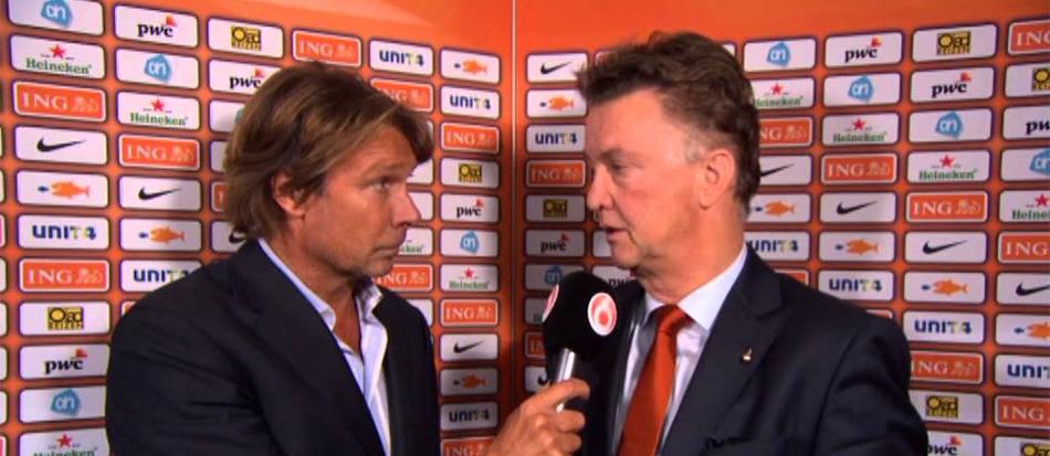 KNVB ergert zich dood aan Hans Kraay jr.