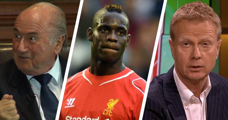 POLL: De irritantste voetbalpersoon van 2014?