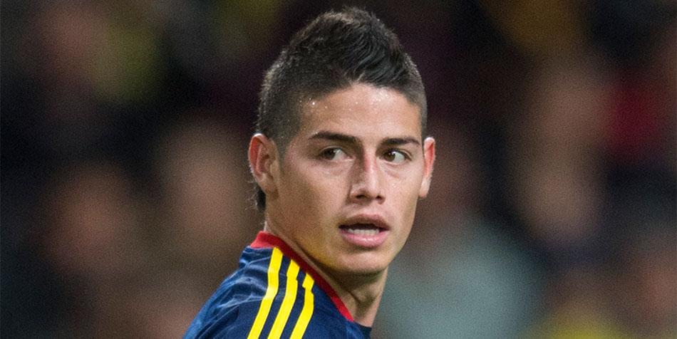 James Rodriguez naar Real Madrid