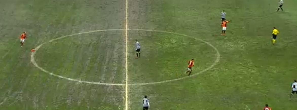 Galatasaray – Juventus ingehaald op blubberveld
