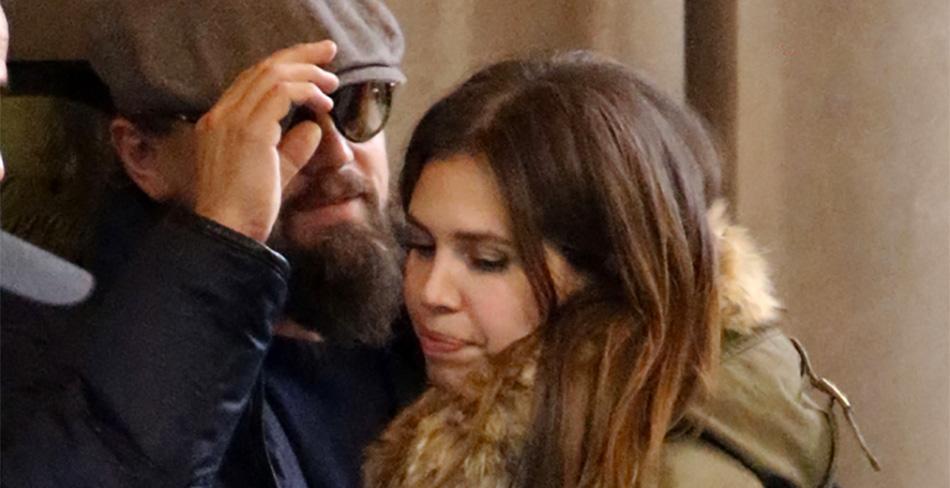 Doet Leo DiCaprio de chick van een voetbalmagnaat?