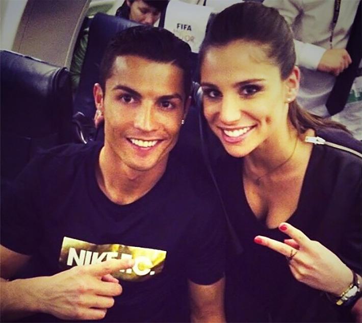 Teamgenoot doet scharrel Ronaldo