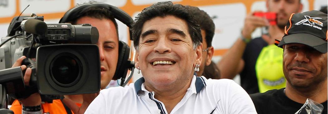 Maradona: 'Pelé is een idioot'