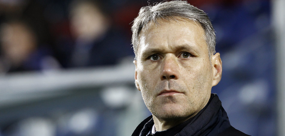 Van Basten: 'Seedorf niet verstandig'